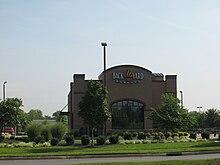 Back Yard Burgers In Hendersonville, Tennessee.