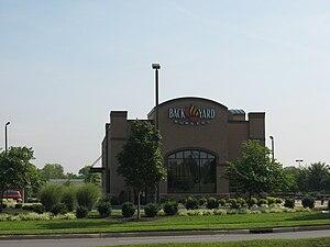Back Yard Burgers - Back Yard Burgers in Hendersonville, Tennessee.