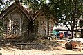 Back view of Jorbangla temple at Chandrakona located at Ghatal subdivision of Paschim Medinipur district of West Bengal.jpg