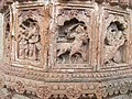 Badanagar - Terra-Cotta Temple-Decoration - panoramio (17).jpg