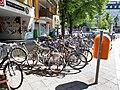 Bahnhof Charlottenburg Fahrräder.jpg