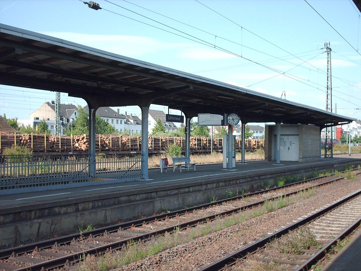 löhne station