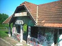 Baja-Dunafürdő railway station.JPG