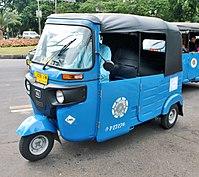 Auto Rickshaw Wikipedia - Auto