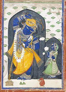 consort of Balarama