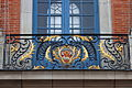 Balcony of the Capitole de Toulouse 05.JPG