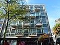 Balkondecoraties, Berend Hendriks - Nieuwstraat Eindhoven.JPG