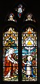Ballina St. Muredach's Cathedral South Aisle Window 01 Saints Anne and Mary 2013 09 14.jpg