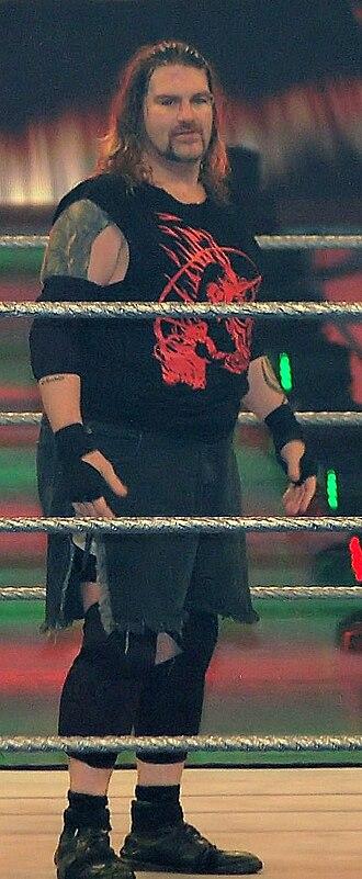Balls Mahoney - Balls in an ECW ring