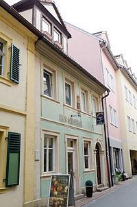 Bamberg, Kleberstraße 12, 20151019-001.jpg