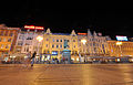 Ban Jelačić Square at night (13023889593).jpg