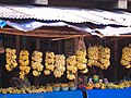 Bananas to be offered to Shri Deo Vetoba of Aravli in Distt. Sindhudurg - panoramio.jpg