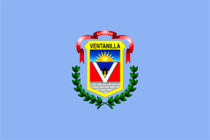 Ventanilla District - Image: Bandera de ventanilla