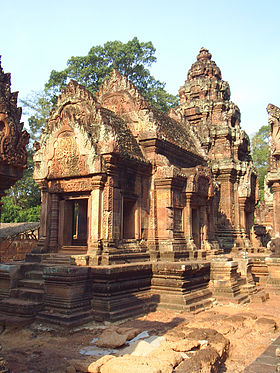 Image illustrative de l'article Banteay Srei