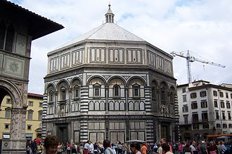 Music of Florence - Baptistery of San Giovanni