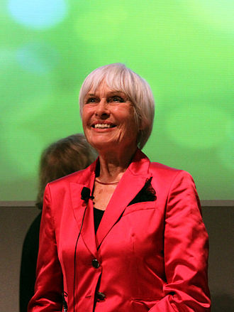 Barbara Rütting - in 2014
