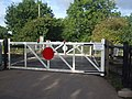 Barcroft Gates Level Crossing - geograph.org.uk - 1466280.jpg