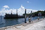 Barge, Vizcaya Museum and Gardens, Miami, Florida - 20130909-01.JPG