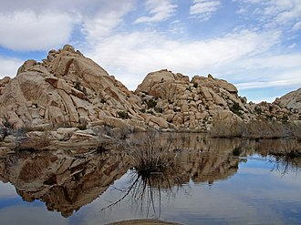 National Register of Historic Places listings in Riverside County, California - Image: Barker Dam