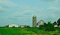 Barn and a Silo - panoramio (11).jpg