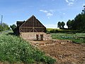 Barn renovation at Hillfoot Farm - geograph.org.uk - 427954.jpg
