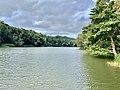 Barron River in Kuranda, Queensland, July 2020, 01.jpg