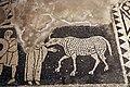 Basilica di San Savino (Piacenza), mosaico con segni zodiacali entro medaglioni, prima metà del secolo xii 03.jpg