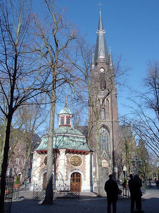 Basilika, Gnadenkapelle in Kevelaer