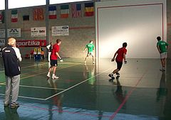 Basque Country vs England 1-Wall Kampioenskip 2007.jpg