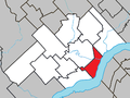 Batiscan Quebec location diagram.png