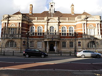 Battersea Arts Centre - Battersea Arts Centre