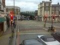 Battersea Park Road, junction with Queenstown Road, London SW8 - geograph.org.uk - 666248.jpg