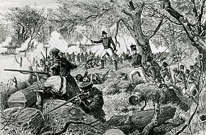 Battle of the Chateauguay - Image: Battle of Chateauguay