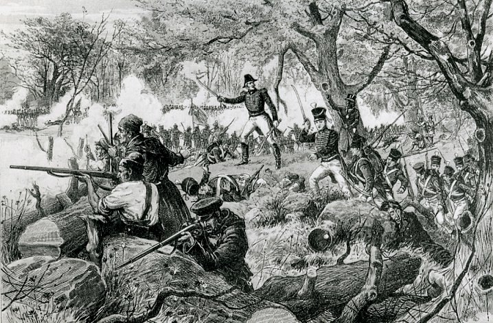 Battle of Chateauguay