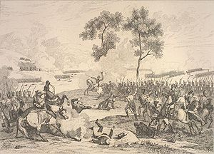 Battle of Polotsk in Russia 1812 by Martinet.jpg