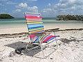 Beach Chair in Boca Chita. - panoramio.jpg