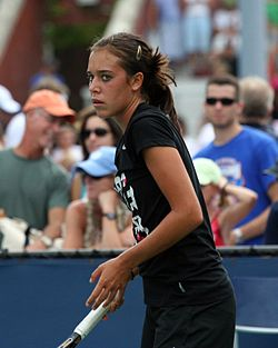Beatrice Capra at the 2010 US Open 01.jpg