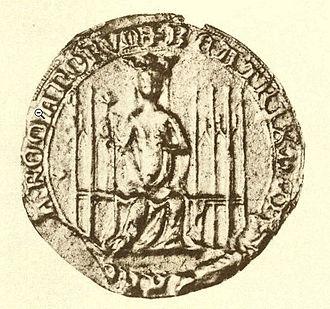 Beatrice of Silesia - Image: Beatrix of Silesia Glogau
