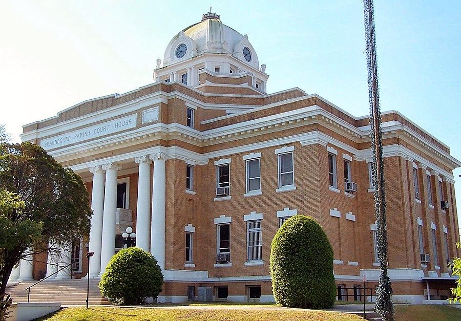 Beauregard Parish, Louisiana