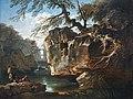 Beaux-Arts de Carcassonne - Paysage à la cascade - Claude Joseph Vernet - Joconde04400000570.jpg