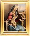 Beccafumi, madonna col bambino e san giovannino, 1511 ca. (perugia, fondazione o. carletti bonucci).jpg