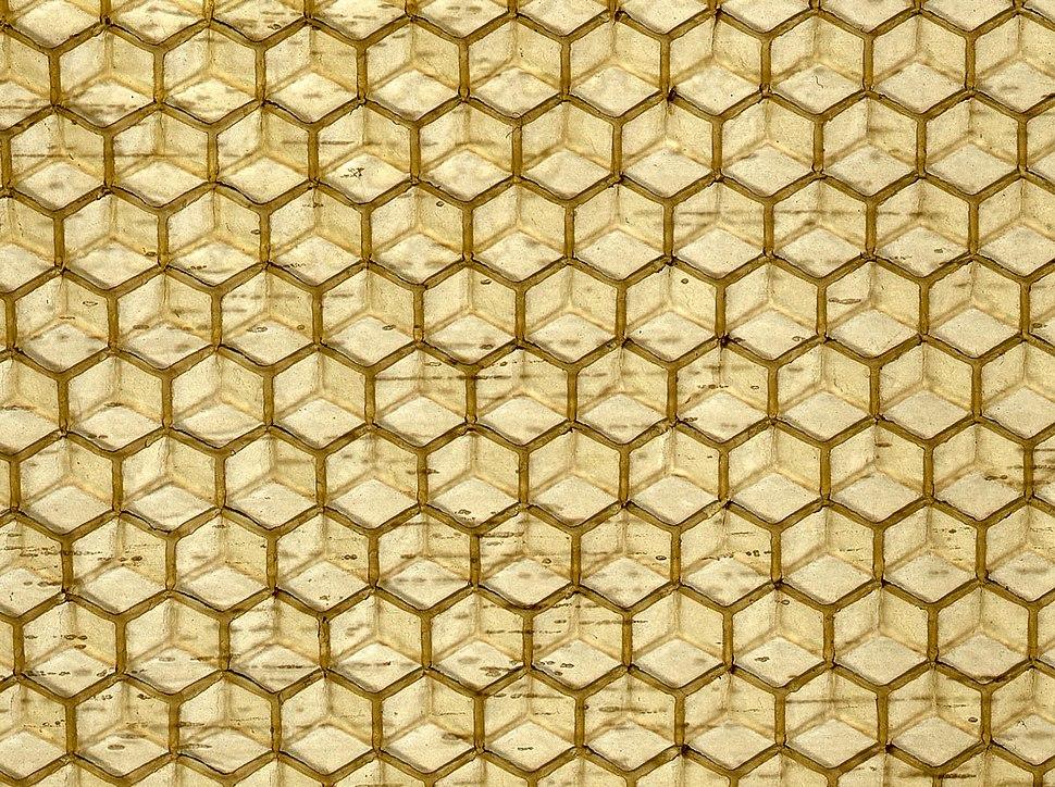 Beeswax foundation
