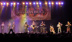 Bellowhead - Bellowhead live at 2013 Celtic Connections