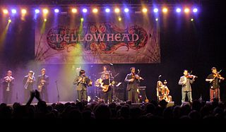 Bellowhead band