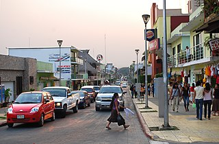City & Municipality in Chiapas, Mexico