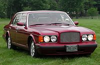 Bentley Brooklands thumbnail