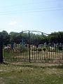 Berezova Luka Cemetery. Main Entrance.JPG