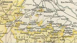 Baoni State - Baoni State (Kadaura) in the Imperial Gazetteer of India