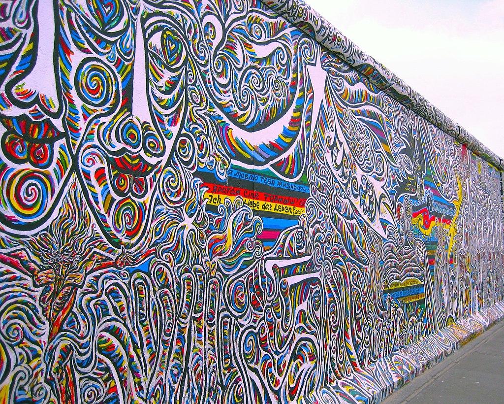 1024px BerlinWall2012 ✧ Das erste Mal in Berlin - Was Sie unbedingt besuchen müssen! ✧ Local City Guide