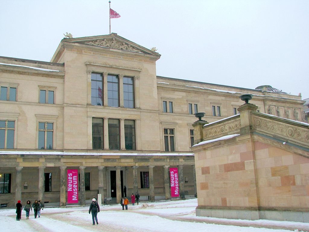 Berlin Neues Museum